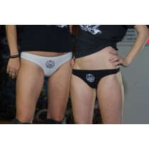 Merchants Thong Panties - ONLY BLACK IS AVAILABLE